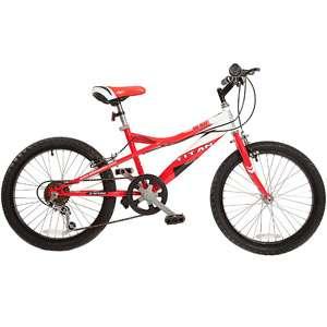 BMX Bike, 6 Speed BMX Bike, 20 Boys Mountain Bike, Boys BMX Bicycle