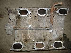 3400 Lower Intake Manifold 3.4 98 99 Pontiac Chevrolet Oldsmobile GM