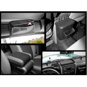 Jeep Wrangler JK Interior Comfort Kit (2007 2011