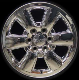 NEW GMC Sierra Yukon Chrome 18 OEM Wheels Rims Chevy Silverado