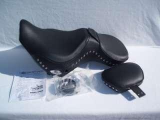 HARLEY DAVIDSON SOFTAIL2 UP SEAT RIDER BACKREST FLSTC FLSTF 51562 00