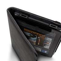 Eco Vue Genuine Leather Case Cover for Kindle Fire, Pink Kindle Store