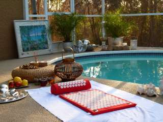 Acupressure mat, shakti mat, relax MAT AND PILLOW SET