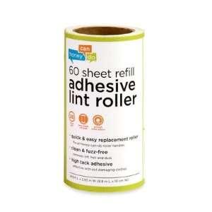 60 Sheet Lint Roller Refills (6 Pack): Home & Kitchen