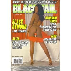 BLACK TAIL MAGAZINE AUGUST 2011 BLACKTAIL MAGAZINE Books
