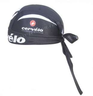 Cycling Bicycle bike outdoor sport Pirate hat cap BLACK