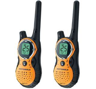 Motorola T8526 2EA Radio walkie talkie Two way radio + 2 Batteries