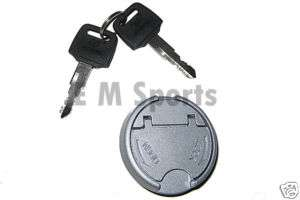 Gy6 Gas Scooter Motorcycle Moto Bike Key Cap Lock Parts