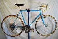 Vintage Schwinn Super Sport Sky Blue Road Bicycle Bike 24 Chicago USA