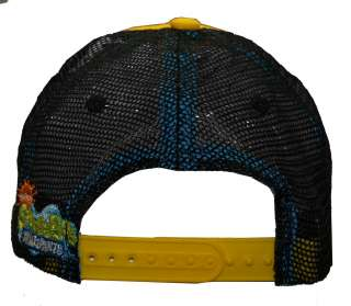 Spongebob Squarepants Face Youth Kids Adjustable Trucker Hat