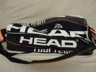 Team 6 Pack Tennis Racquet Racket Travel Backpack Shoulder Bag