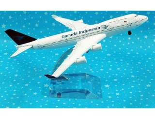 400 Garuda Indonesia B747 Airplane Diecast Model New