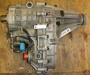 Chevy/GMC NP246 GM Rebuilt Transfer Case