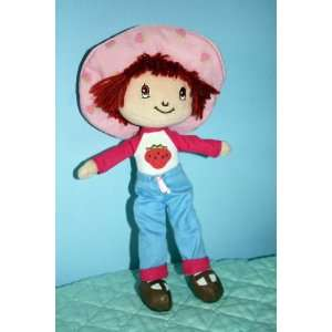 Strawberry Shortcake Stuffed Character Toy