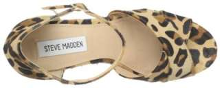 Womens Shoes NIB Steve Madden WINERY L Wedge Platform Heels Sandals